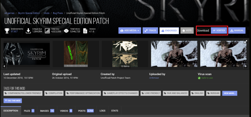 How To Install Skyrim Special Edition Mods Steam